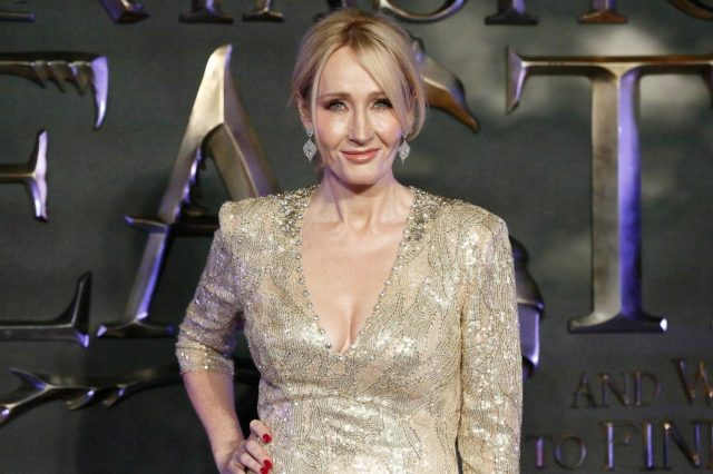 Sucesso: J. K. Rowling