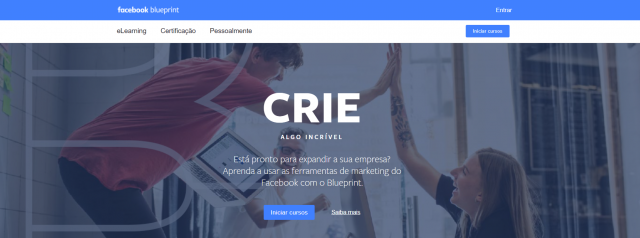Cursos gratuitos online: Facebook blueprint - Facebook
