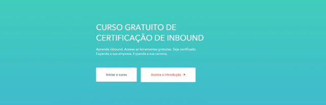 Cursos gratuitos online: Curso de Inbound Marketing - HubSpot